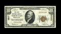 National Bank Notes:Pennsylvania, North East, PA - $10 1929 Ty. 1 The First NB Ch. # 4927. Despitewhat its name may imply, this community is actually loc...