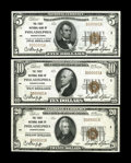 National Bank Notes:Pennsylvania, Serial #1 Notes From the Nation's First Charter Number. We areprivileged to offer one example each tonight from the first s...
