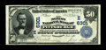 National Bank Notes:Pennsylvania, Pittsburgh, PA - $50 1902 Date Back Fr. 667 The Mellon NB Ch. #(E)6301. This Extremely Fine+ note borders on a high...