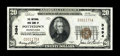 National Bank Notes:Pennsylvania, Pottstown, PA - $20 1929 Ty. 1 The National Iron Bank Ch. # 3494. A well centered Gem Crisp Uncirculated with a bett...