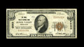 National Bank Notes:Pennsylvania, Rural Valley, PA - $10 1929 Ty. 1 The Rural Valley NB Ch. # 6083.This Fine+ is one of only two of its type and deno...
