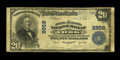 National Bank Notes:Pennsylvania, York, PA - $20 1902 Plain Back Fr. 650 The Drovers & Mechanics NB Ch. # 2958. This community once hosted a major manufac...