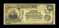 National Bank Notes:Tennessee, Jellico, TN - $10 1902 Plain Back Fr. 624 The First NB Ch. #(S)7665. This addition to the census makes a total of five ...
