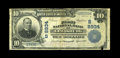 National Bank Notes:Tennessee, Lewisburg, TN - $10 1902 Plain Back Fr. 626 The First NB Ch. #(S)8934. Just 11 large examples are listed from this one ...
