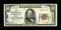 National Bank Notes:Vermont, Vergennes, VT - $50 1929 Ty. 1 The NB of Vergennes Ch. # 1364. Just two of the $50 denomination have been verified from ...