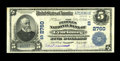 National Bank Notes:Virginia, Lynchburg, VA - $5 1902 Plain Back Fr. 598 The Peoples NB Ch. #(S)2760. Although not an especially scarce bank, tonight...