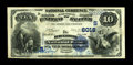 National Bank Notes:Virginia, Purcellville, VA - $10 1882 Value Back Fr. 577 The Purcellville NBCh. # (S)6018. Another recently discovered Loudoun Co...