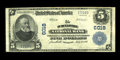 National Bank Notes:Virginia, Purcellville, VA - $5 1902 Plain Back Fr. 607 The Purcellville NBCh. # 6018. This was the only issuer located in this s...