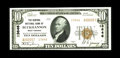 National Bank Notes:West Virginia, Buckhannon, WV - $10 1929 Ty. 2 The Central NB Ch. # 13646. Thisbright and pack fresh Choice Crisp Uncirculated $10...