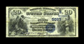 National Bank Notes:West Virginia, Sistersville, WV - $20 1882 Date Back Fr. 552 The First NB Ch. #(S)5027. Auction records and fixed price list offerings...