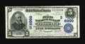 National Bank Notes:West Virginia, Terra Alta, WV - $5 1902 Date Back Fr. 590 The First NB Ch. # (S)6999. This was the sole issuer located in this Preston ...