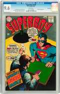 Silver Age (1956-1969):Superhero, Superboy #148 Twin Cities pedigree (DC, 1968) CGC NM+ 9.6 White pages....
