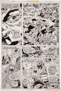 Original Comic Art:Panel Pages, Herb Trimpe The Incredible Hulk #183 page 2 Original Art (Marvel, 1975)....