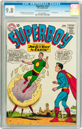 Silver Age (1956-1969):Superhero, Superboy #121 Twin Cities pedigree (DC, 1965) CGC NM/MT 9.8Off-white to white pages....