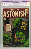 Silver Age (1956-1969):Superhero, Tales to Astonish #27 (Marvel, 1962) CGC Apparent VG- 3.5 Slight (P) Cream to off-white pages....
