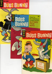 Bugs Bunny File Copy Group (Gold Key, 1967-80) Condition: Average VF+.... (Total: 47 Comic Books)