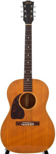 Musical Instruments:Acoustic Guitars, 1954 Gibson LG-3 Natural Left-Handed Acoustic Guitar, #X7471....