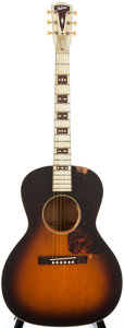 Musical Instruments:Acoustic Guitars, 1936 Gibson L-C Century of Progress Sunburst Acoustic Guitar,#889B....