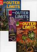 Silver Age (1956-1969):Science Fiction, Outer Limits File Copy Group (Dell, 1964-69) Condition: AverageVF/NM.... (Total: 14 Comic Books)