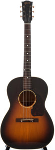Musical Instruments:Acoustic Guitars, 1961 Gibson LG-1 Sunburst Acoustic Guitar, #3996....