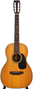 Musical Instruments:Acoustic Guitars, 1970 Martin 00-21 Natural Acoustic Guitar, #260971....