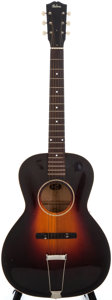 Musical Instruments:Acoustic Guitars, 1930 Gibson L-50 Sunburst Archtop Acoustic Guitar, #N/A....