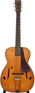 Musical Instruments:Acoustic Guitars, 1934 Martin R-18 Natural Archtop Acoustic Guitar, #56402....