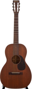 Musical Instruments:Acoustic Guitars, 1937 Martin 0-17H Natural Acoustic Guitar, #66538....