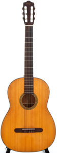 Musical Instruments:Acoustic Guitars, 1970 Martin N-10 Natural Acoustic Guitar, #271599....