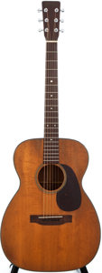 Musical Instruments:Acoustic Guitars, 1951 Martin 00-18 Acoustic Guitar, #119306...