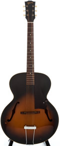Musical Instruments:Acoustic Guitars, 1956 Gibson L-48 Archtop Acoustic Guitar, #V7372....