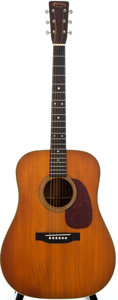 Musical Instruments:Acoustic Guitars, 1951 Martin D-28 Acoustic Guitar, #112037....