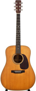 Musical Instruments:Acoustic Guitars, 1964 Martin D-28 Acoustic Guitar, #197344....