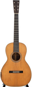 Musical Instruments:Acoustic Guitars, 1889 Martin 0-28 Natural Acoustic Guitar, #N/A....