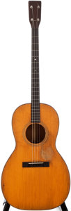 Musical Instruments:Acoustic Guitars, 1929 Martin 1-18T Natural Acoustic Tenor Guitar, #40926....