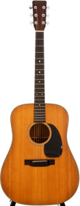 Musical Instruments:Acoustic Guitars, 1970 Martin D-18 Natural Acoustic Guitar, #260901....