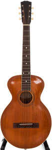 Musical Instruments:Acoustic Guitars, 1922 Gibson L-1 Natural Archtop Acoustic Guitar, #6955....