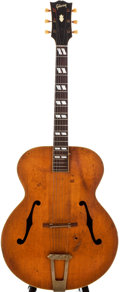 Musical Instruments:Acoustic Guitars, 1947 Gibson L-7 Natural Archtop Acoustic Guitar, #A1285....
