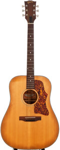 Musical Instruments:Acoustic Guitars, 1970 Gibson J-50 Natural Acoustic Guitar, #A250130....
