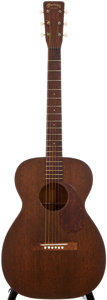 Musical Instruments:Acoustic Guitars, 1956 Martin 0-15 Natural Acoustic Guitar, #150588....