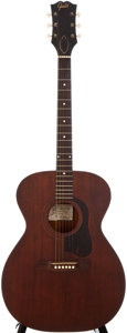 Musical Instruments:Acoustic Guitars, 1973 Guild M-30 Natural Acoustic Guitar, #9052....