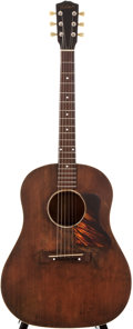 Musical Instruments:Acoustic Guitars, 1940 Gibson J-35 Natural Acoustic Guitar, #N/A....