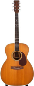 Musical Instruments:Acoustic Guitars, 1979 Martin M-36 Natural Acoustic Guitar, #412962....
