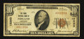 National Bank Notes:Kentucky, Ashland, KY - $10 1929 Ty. 1 The Third NB Ch. # 12293. ...