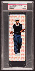 Golf Cards:General, 1997 Awesome Athletes Tiger Woods PSA Mint 9....