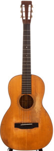 Musical Instruments:Acoustic Guitars, 1923 Martin 0-18 Natural Acoustic Guitar, #17841....