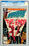 Modern Age (1980-Present):Superhero, Daredevil CGC-Graded Group (Marvel, 1981-82).... (Total: 4 Items)