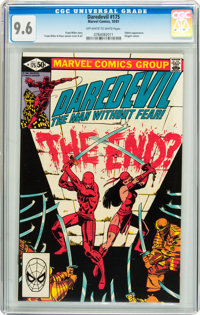 Daredevil CGC-Graded Group (Marvel, 1981-82).... (Total: 4 Items)