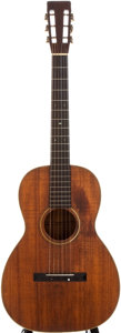 Musical Instruments:Acoustic Guitars, 1924 Martin 0-28K Natural Acoustic Guitar, #21279....