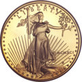 Modern Bullion Coins, 1991-W G$50 One-Ounce Gold Eagle PR70 Deep Cameo PCGS....